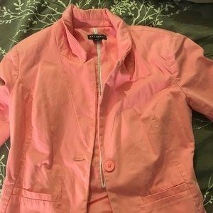 Pink blazer from Metaphor